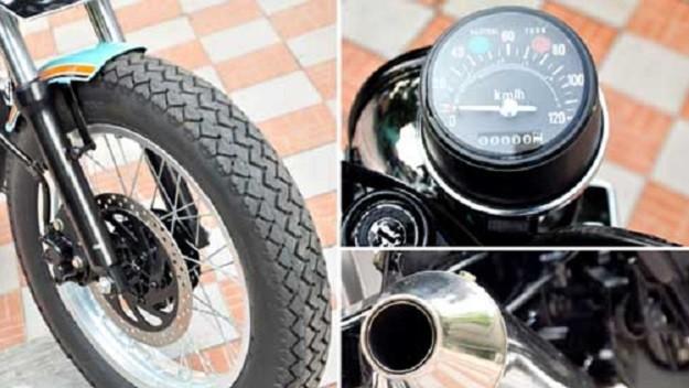 Modifikasi Yamaha Scorpio Dengan Konsep Japstreet 2015