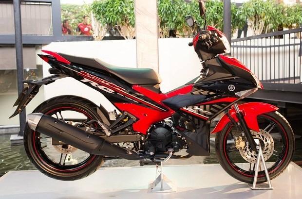 Perbandingan Yamaha Jupiter Mx 150cc dan New Vixion Tahun 2015