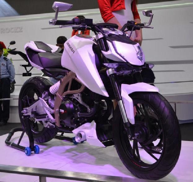 Sport Bike 300cc Terbaru Yang Dijuluki K03