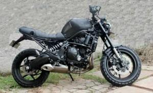 Tidak Memakai Cover Body, Penampilan Kawasaki Versys Lebih Sangar dan Gahar