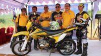 """Kawasaki KLX 150 Kwdatangan Pesaing Terbaru Dari China """"Power Trek GTX 150"""""""