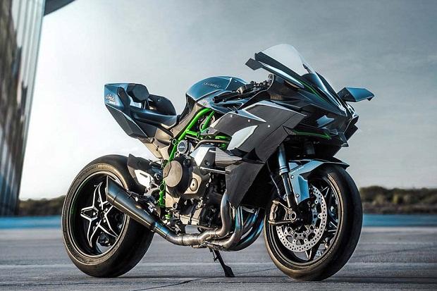 Kehadiran Kawasaki Ninja H2R Dengan Harga Fantastis