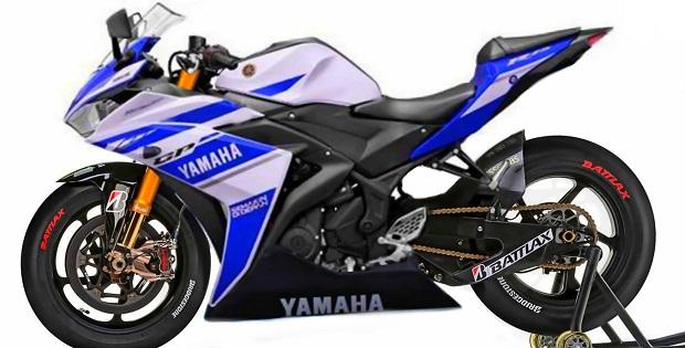 Konsep Yamaha R25 Serasa Menunggangi R3