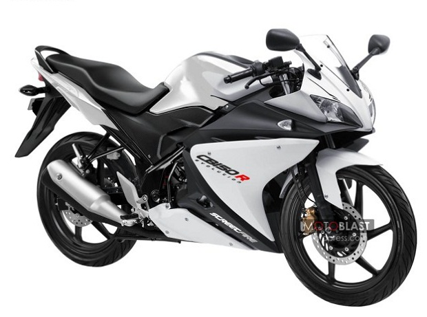 Modifikasi Honda CB150R Fairing Depan Sederhana