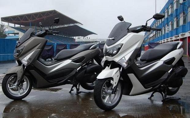 Yamaha NMax 150 ABS Buka Jok Jadi Makin Modern