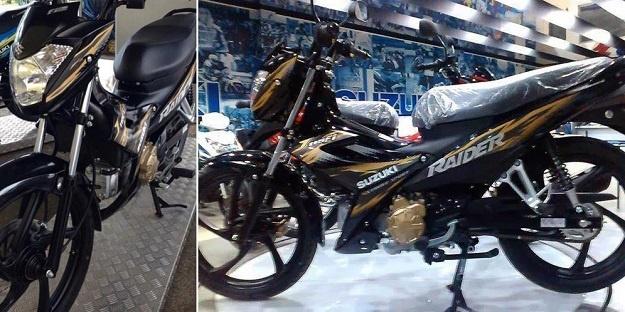 Inilah Penerus Suzuki Satria FU Dengan Julukan 'Baby Satria'