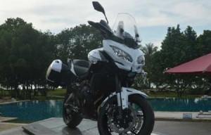 Kawasaki Versys 650 Memiliki Versi Terbaru Yang Lebih Jos