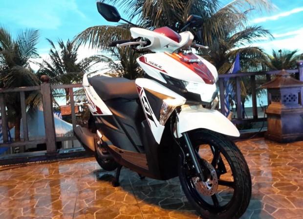Spesifikasi Dan Perbedaan All New Soul GT Dengan Yamaha Mio M3