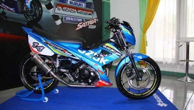 Upgrade Performa Suzuki Satria FU150 Untuk Harian dan Balap