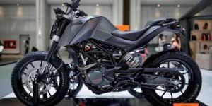 KTM Austria Siap Menerjunkan Duke 390 Terbaru