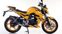 Modif Striping Buat Macho Yamaha Byson