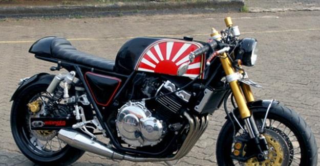 Modifikasi Honda CB400 1998, Aliran Fairing Beralih Ke Aliran Cafe Racer (CR)