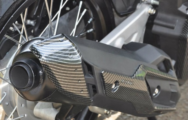 Modifikasi Honda Vario 150 eSP 2015, Bumblebee Menjadi Inspirasi