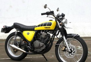 Modifikasi Klasik Yamaha Scorpio, Hasil Silaturahim