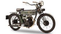 Motor klasik Hasil karya Tangan Sendiri
