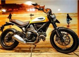 Ducati Scrambler Menjadi Moge Terlaris Di Tahun 2015