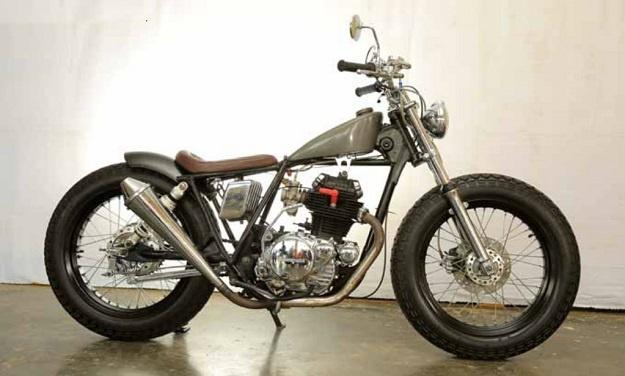 Kawasaki Binter Merzy Menjadi Artis Roda Dua Papua