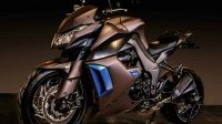 Kawasaki Z1000 Jadi Teman Nongkrong Super keren