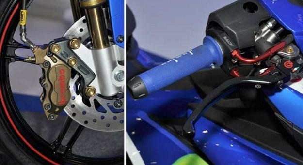 Modifikasi Yamaha Jupiter MX 150 Racing Look Untuk Harian