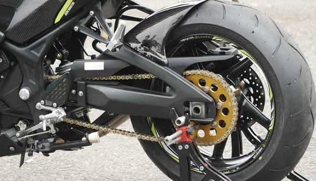 Modifikasi Yamaha YZF-25, Tampil Layaknya Superbike