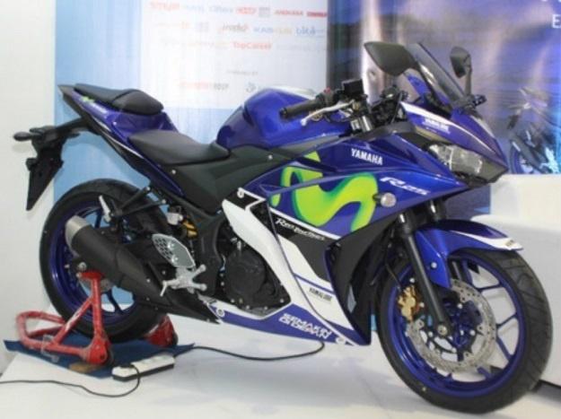 Yamaha R25 dan R15 Versi MotoGP Livery Hadir Lebih Sporty