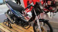 Modifikasi Honda Sonic 125 RS Seperti Menghidupkan Kembali Masanya