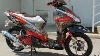 Modifikasi Honda Vario Jadi Tampil Elegan Untuk Teman Jalan