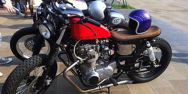 Modifikasi Japs Style Yamaha XS 650 Jadi Pilihan Terbaik
