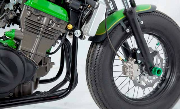 Modifikasi Kawasaki Ninja 250 Sosok sportbike Full Fairing Tergantikan