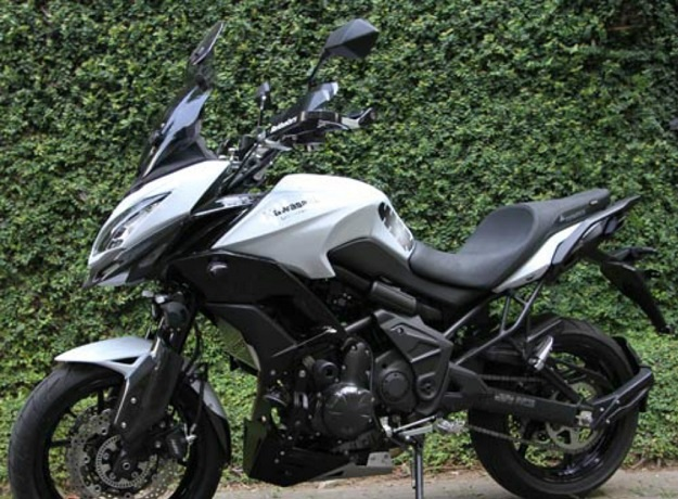 Modifikasi Kawasaki Versys 650 Untuk Touring Ke Aceh