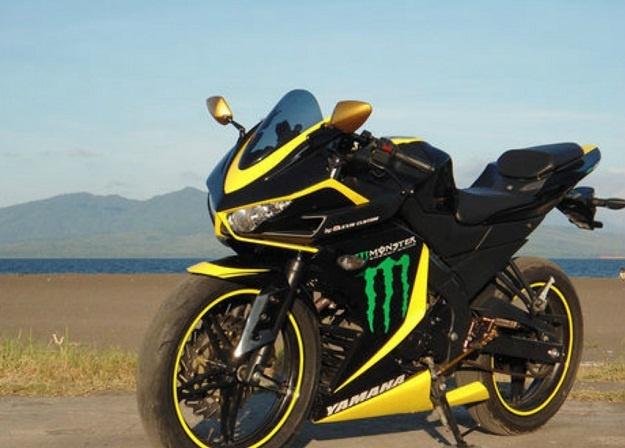 Modofikasi Superbike Untuk Yamaha Vixion Sport Fairing Lebih Gahar