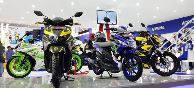 Paket Modifikasi Yamaha Bernuansa MotoGP