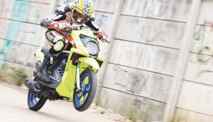 Tips Dan Cara Bore Up Yamaha X-Ride Untuk Balapan Fun Race