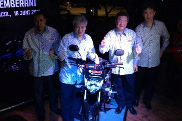 Yamaha Byson Injeksi Resmi Mengaspal Dengan Harga Rp 21 Jutaan