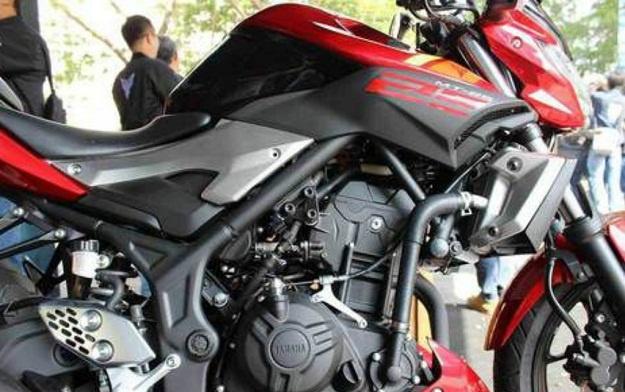 Yamaha MT-25 Akan Jauh Banyak Dibanding R25