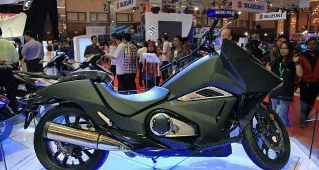 Harga Motor Futuristik Honda Vultus, Harus DP Rp 20 Juta di GIIAS