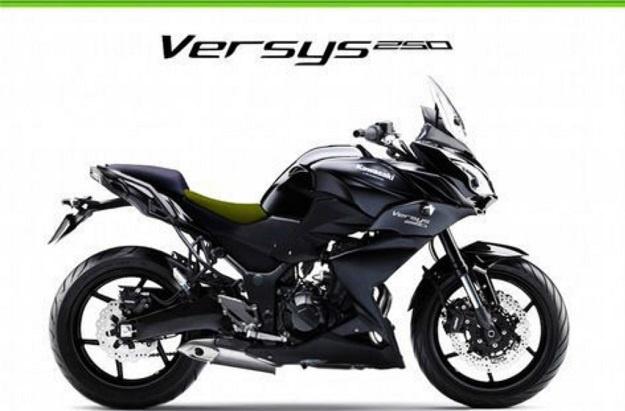 Kawasaki Versys 250 Adventure Siap Mengaspal Di Indonesia