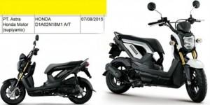 Skutik Terbaru Dari Honda Siap Mengaspal di Tanah Air