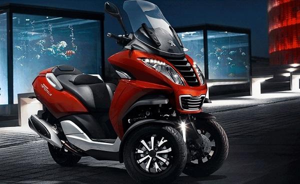 Spesifikasi dan Berbagai Fitur Peugeot Metropolis Yang Bermesin 400 cc