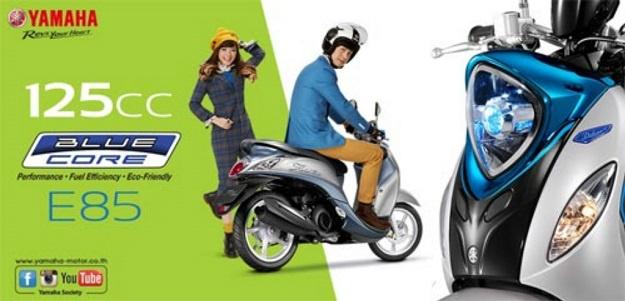 Berikut Beberapa Komponen Baru dan Harga Pada Yamaha Fino 125 Blue Core
