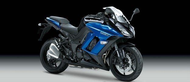 Kawasaki Z1000SX 2016 Hadir Berbekal Slipper Clutch dan ABS