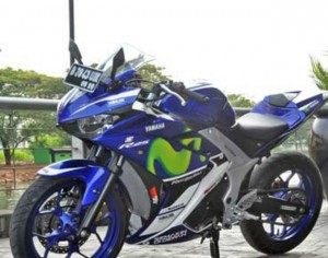 Modifikasi Yamaha YZF-R25, Mengaplikasikan Blok R3 Tembus 45 dk