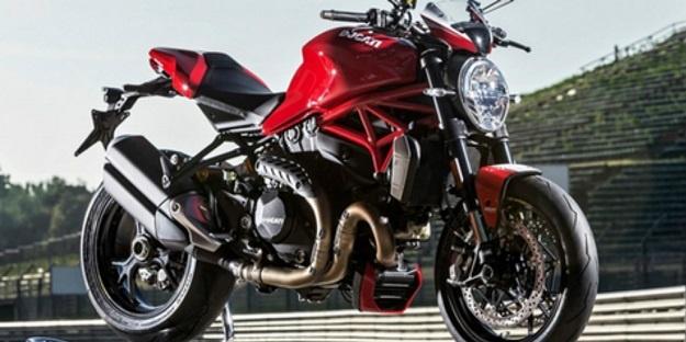 Sang Ducati Monster Menampakkan Wujudnya Dengan Safety Pack seperti ABS