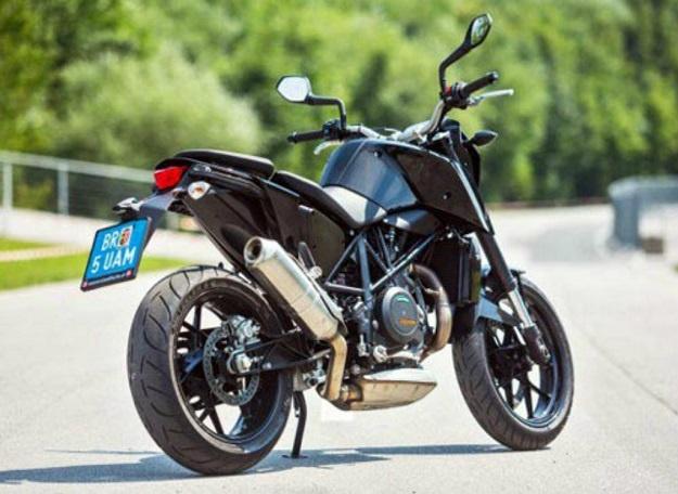 Sosok KTM Duke 690 Terbaru, Tetap Mengusung Mesin 1 Silinder Tapi Spek Mesin Berubah
