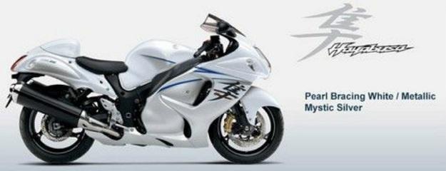 Suzuki Akan Memberi Penyegaran Hayabusa Tahun 2016
