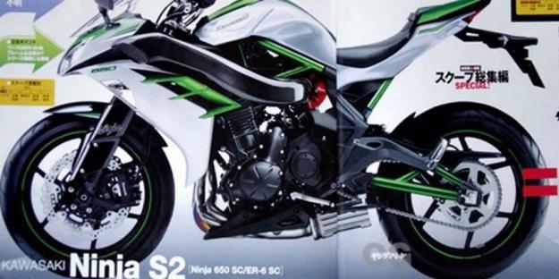 Rumor Terbaru Dari Kawasaki Ninja 'S2' Supercharged, Versi Mini 'H2'