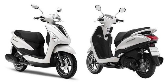 """Skutik Terbaru Yamaha """"Acruzo"""" Dirancang Untuk Kaum Hawa"""