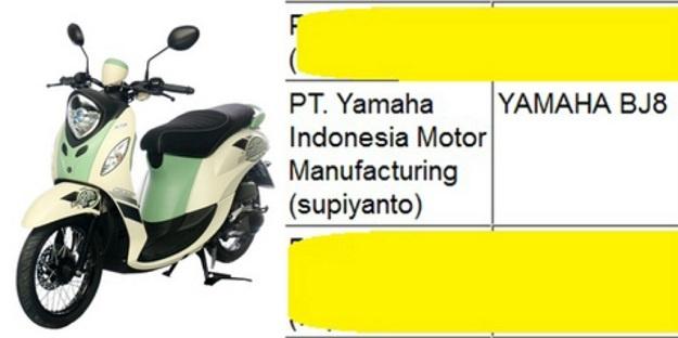 Yamaha Siapkan Skutik Retro Baru Dengan Mengusung Sistem Blue Core