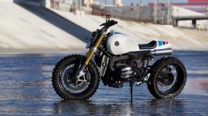 BMW R nine T Scrambler 2016 Siap di Luncurkan