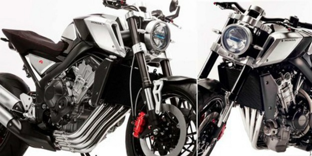 Konsep Lawas berpaduan Balutan Modern Honda CB4 Concept